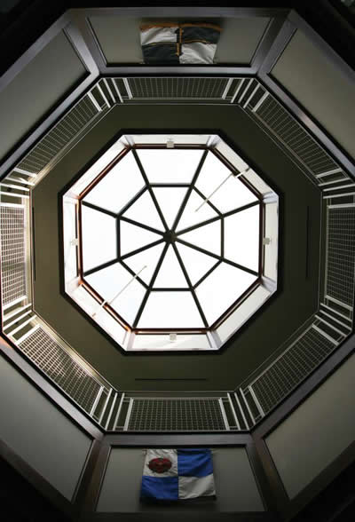 Wasco Opy 4848 Octagonal Pyramid Skylight Us Building