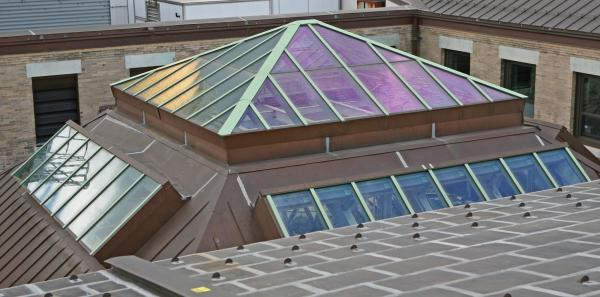 Wasco Spy 6060 Square Pyramid Skylight Us Building Products