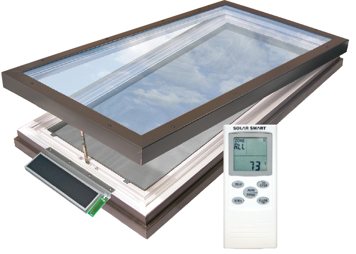 Wasco Curb Mounted Skylights Us Building Products