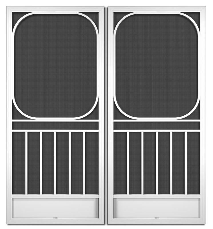 PCA Products Victoria French Screen Doors