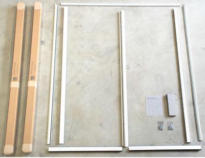 Double Door Hardware Kit