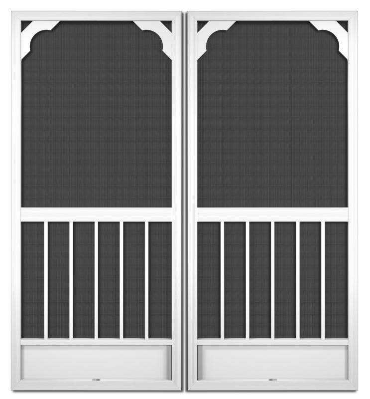 Pca Products Popular Aluminum Screen Doors