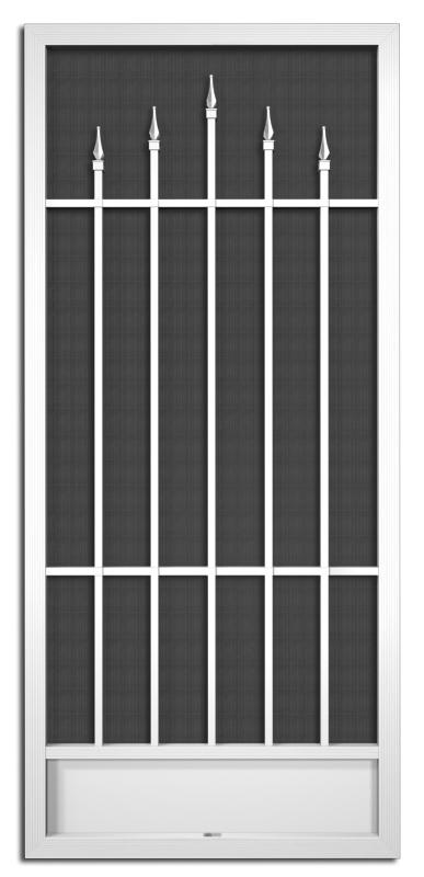 Pca Products Mediterranean Aluminum Screen Doors